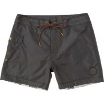 RVCA Knost Trunk 15 Inches Boardshorts Negro