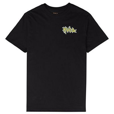 RVCA Monster Pack T-shirt Schwarz