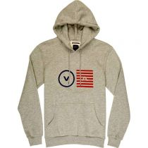 RVCA Opposite Objects Hoody Gris