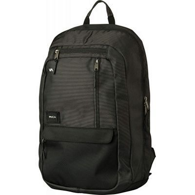 RVCA Pakit Up Backpack Negro