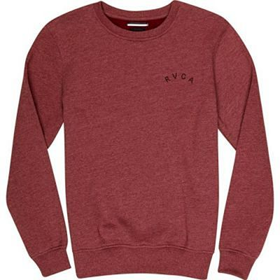 RVCA Panther Crew Tawny Rouge