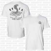 RVCA Rope Snake Back T-shirt