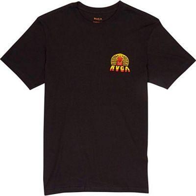 RVCA RTT T-shirts Schwarz