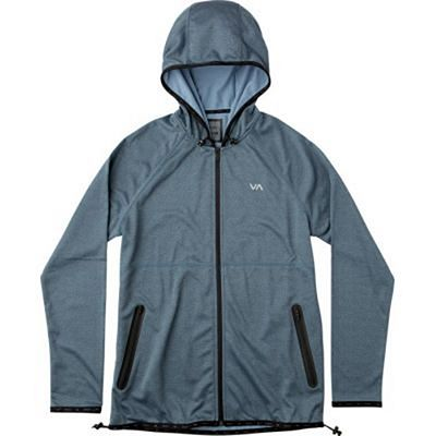 RVCA Shermin Hoody Light Blue