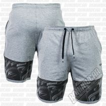 RVCA SHORT DEFER Gris-Negro