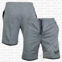RVCA Sport Layers Shorts Heather Grey