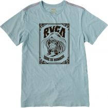 RVCA Trail To Nowhere SS T-shirts Celeste