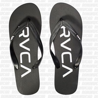 RVCA Trench Town Sandal Fekete