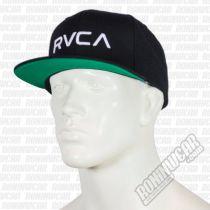 RVCA Twill Snapback III Negro