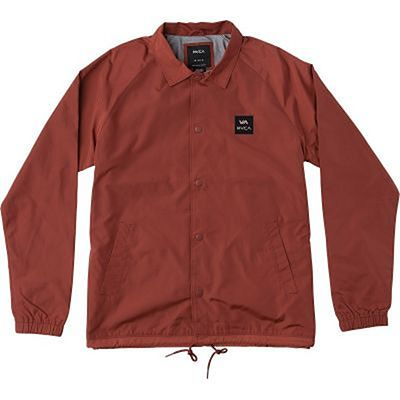 RVCA Va All The Way Coach Jacket Rot
