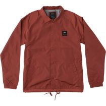 RVCA Va All The Way Coach Jacket Rojo