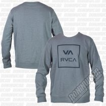 RVCA VA All The Way Crew Gris