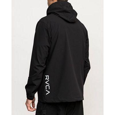 RVCA VA Anorak Jacket Negro