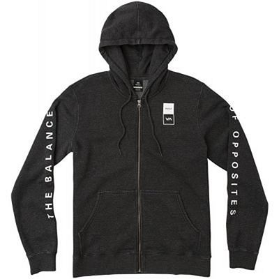 RVCA VA Guard Fleece Hoodie Black