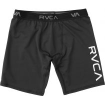 RVCA VA Sport Compression Short Negro