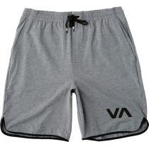 """RVCA VA Sport Short II 20"""" Gris-Negro"""