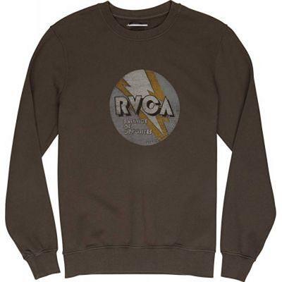 RVCA Volt Crew Grau
