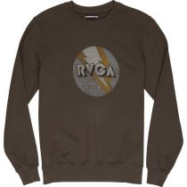 RVCA Volt Crew Cinza
