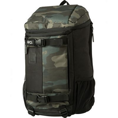 RVCA Voyage Skate Backpack Camo