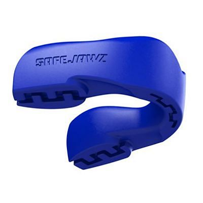 SafeJawz Intro Series Mouthguard Blue