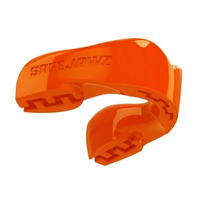 SafeJawz Intro Series Mouthguard Orange