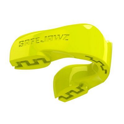 SafeJawz Intro Series Mouthguard Yellow