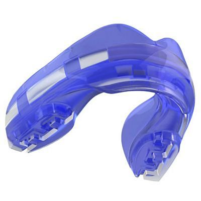 SafeJawz Ortho Series Self-Fit Mouthguard Braces Blue