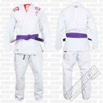 Scramble Athlete 2 Kimono Branco