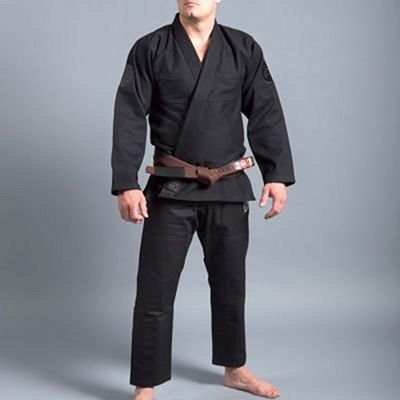 Scramble Athlete 3 BJJ Midnight Edition Preto