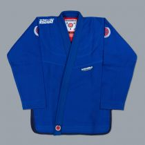 Scramble Athlete Gi Azul
