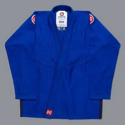 Scramble Athlete Kimono V4 375 Lady Cut Blue