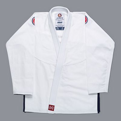 Scramble Athlete Kimono V4 375 Lady Cut White