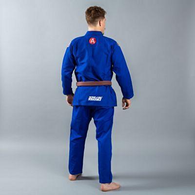 Scramble Athlete Kimono V4 450 Blue