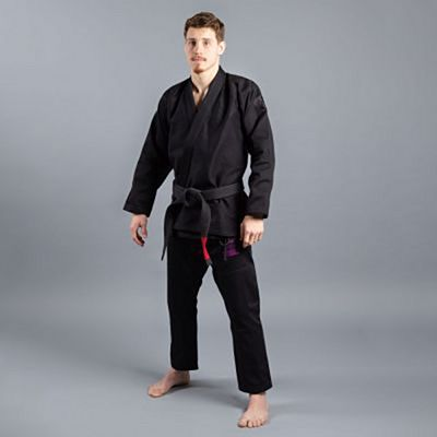 Scramble Athlete V4 550+ Midnight Edition Preto