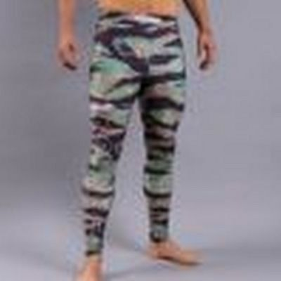 Scramble Base Spats Tiger Camo