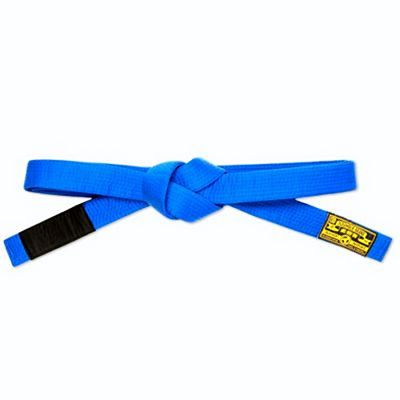 Scramble BJJ Belt V3 Azul