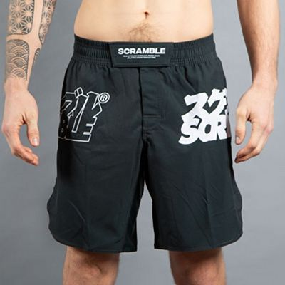 Scramble Core Shorts Preto