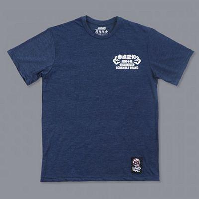 Scramble Imanari Roll T-shirt Azul Marinho