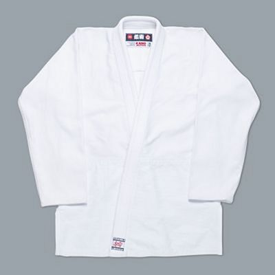 Scramble Kano Gi Female Cut Branco