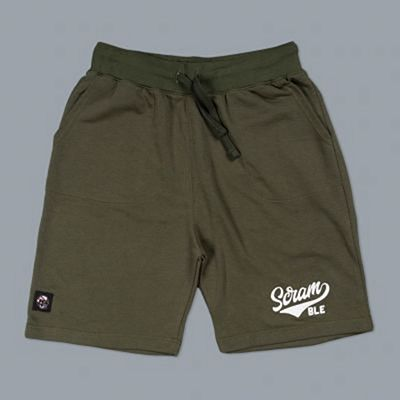 Scramble Kihon Casual Short Verde