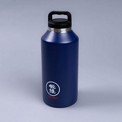 Scramble Mizu XL Double Walled Vacuum Flask 1.8L Azul