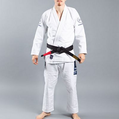 Scramble New Wave Jiu Jitsu Kimono Bianco