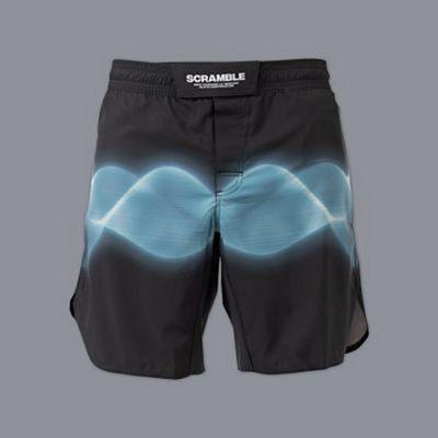 Scramble Nostromo Shorts Fekete-Kék