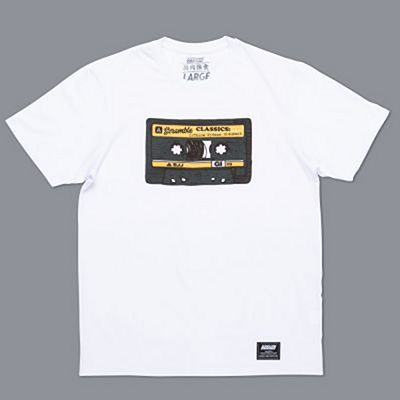 Scramble Old School T-Shirt Branco