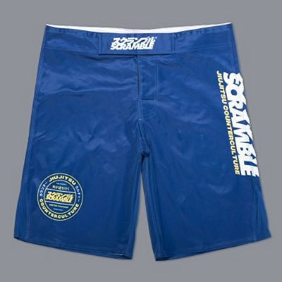 Scramble Roundel Fightshorts Blue
