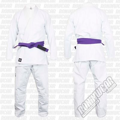 Scramble Standard Issue - Semi Custom Kimono Branco