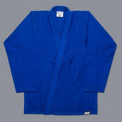 Scramble Standard Issue V2 Semi Custom BJJ Kimono Blue