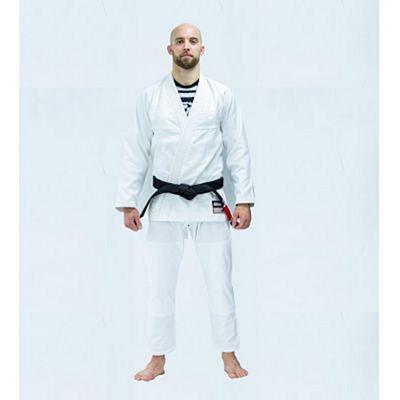 Scramble Standard Issue V3 BJJ Kimono White