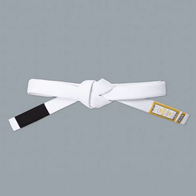 Scramble Tanren V4 BJJ Belt White