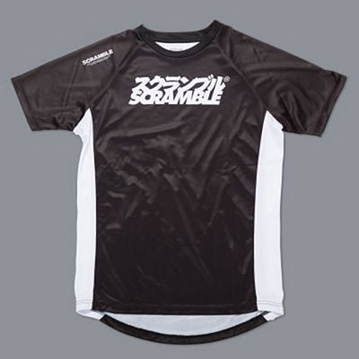 Scramble Technical Training Shirt Preto
